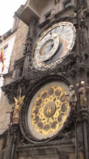 old city hall clock